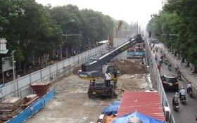 Đẩy nhanh tiến độ bồi thường, hỗ trợ GPMB tuyến đường sắt Nhổn – Ga Hà Nội