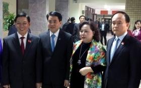 Giám đốc Công an Hà Nội trúng cử chức Chủ tịch UBND thành phố