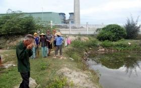 Người dân kêu trời vì nhà máy soda Chu Lai xả thải ô nhiễm