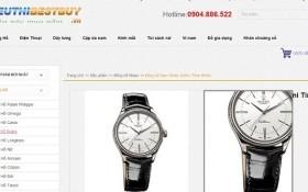 Công ty Việt Nam bán đồng hồ siêu sang ... Rolex nhái