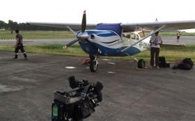 Phóng viên BBC kể lại giây phút phi cơ bị Trung Quốc đe dọa