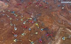 Trung Quốc bắt giữ 12 người liên quan đến vụ lở đất ở Thâm Quyến