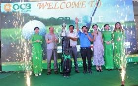 OCB tổ chức giải Golf Tournament tri ân khách hàng