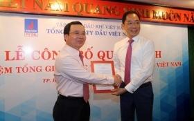 Tổng giám đốc PV Oil và PVFCCo đổi vị trí cho nhau