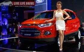 Ford triệu hồi gần 1.000 xe EcoSport