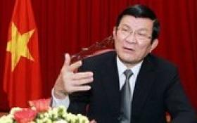 Chủ tịch nước: 'Doanh nghiệp có vẻ sợ cấp trên dữ quá'