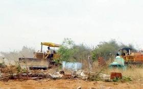 Mập mờ dự án 'vỏ đô thị, ruột khoáng sản'