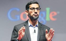 Lương 'khủng' của CEO Google tương đương hơn 14 tỉ đồng/ năm