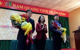 Ông Lê Quốc Phong trúng cử chức Bí thư thứ nhất TW Đoàn