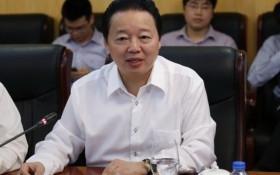 Vụ cá chết hàng loạt: Bộ Trưởng Bộ TN&MT Trần Hồng Hà nhận khuyết điểm