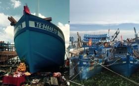 Hàng loạt Ngân hàng lớn hỗ trợ ngư dân vay vốn.