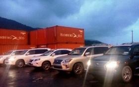 Đại gia đất Cảng chi 18 tỷ mua 5 siêu xe nhập lậu