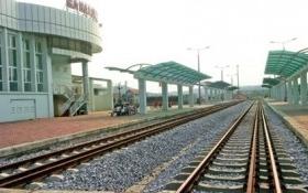 Quảng Ninh: Nhà ga nghìn tỷ chỉ để đón độc 4 toa tàu chợ chở rau
