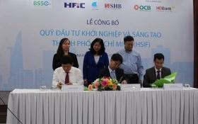 OCB: Góp vốn quỹ đầu tư khởi nghiệp và sáng tạo TP.HCM