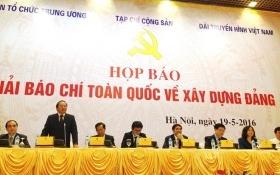 Bộ trưởng Bộ TT&TT: Báo chí phải bám sát thực tế khi viết về xây dựng Đảng