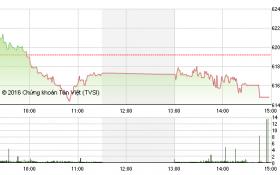 Chứng khoán chiều 20/5: Cổ phiếu bluechip trở thành gánh nặng