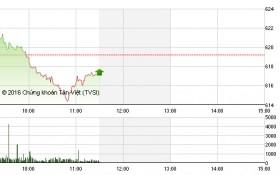 Chứng khoán sáng 20/5: Dầu khí trở lại, VN-Index tiếp tục rơi