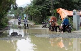 Thủ tướng yêu cầu khẩn trương khắc phục tình trạng xuống cấp tuyến tỉnh lộ 237D