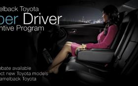Toyota hợp tác cùng Uber thay đổi  vận mệnh ngành công nghiệp vận tải