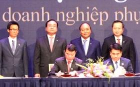 """Hà Nội """"bắt tay"""" ngân hàng hỗ trợ các doanh nghiệp thủ đô"""