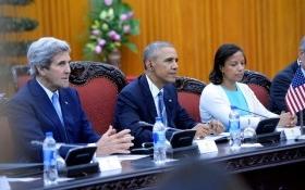 Trong những ngày công du tại Việt Nam, Tổng thống Obama đã dùng loại nước uống nào?
