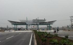 Bộ GTVT yêu cầu trạm thu phí Mỹ Lộc – Nam Định trở về mức phí cũ