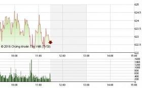 Chứng khoán sáng 17/6: Ôm tiền đợi ETFs
