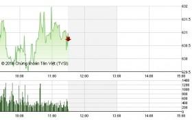 Chứng khoán sáng 21/6: Tiền chảy mạnh, VN-Index vượt mốc 630 điểm