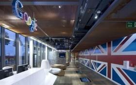 Tham quan văn phòng mới của Google tại London