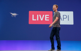 Mark Zukenberg chi 50 triệu usd vào tương lai của Facebook