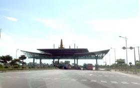 Xử lý số tiền phí 'thu lố' tại trạm Mỹ Lộc - Nam Định