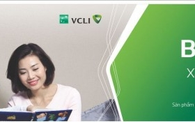 Vietcombank và VCLI phối hợp ra mắt sản phẩm mới Bảo An Tài Trí