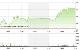 Chứng khoán chiều 23/6: Dòng tiền đầu cơ chảy mạnh, VN-Index bứt phá