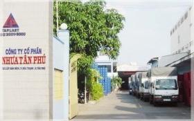 Giải thể Chi nhánh Hà Nội CTCP Nhựa Tân Phú
