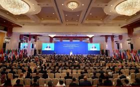 Phó Thống đốc Nguyễn Thị Hồng tham dự Hội nghị thường niên AIIB lần thứ nhất