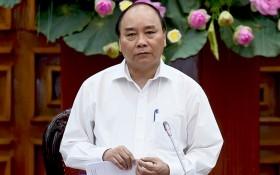 Thủ tướng đốc thúc việc giải ngân