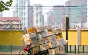Bóng ma khủng hoảng tài chính đang bủa vây Trung Quốc