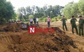 Phó Thủ tướng yêu cầu kiểm tra việc chôn rác thải của Formosa