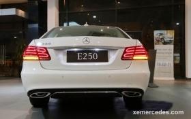 Bộ Công Thương trả lại xe Mercedes E250 cho doanh nghiệp
