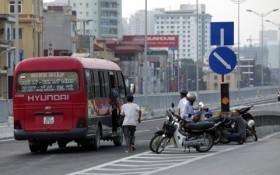 Sở GTVT Hà Nội tạm đình chỉ một phó phòng