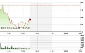 """Chứng khoán sáng 26/7: Cổ phiếu dầu khí đẩy VN-Index vào """"vùng nguy hiểm"""""""