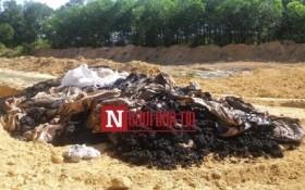 Bộ TN-MT kết luận, yêu cầu xử lý hình sự vụ chôn chất thải Formosa