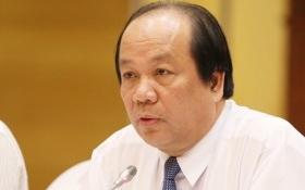 Bộ trưởng Mai Tiến Dũng: 'Không có vùng cấm khi thanh tra MobiFone mua lại AVG'