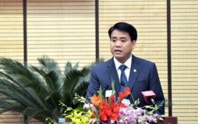 """Chủ tịch Hà Nội: """"Tập đoàn Mường Thanh có 15 công trình sai phạm là không chấp nhận được"""""""