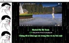 Một trung tâm an ninh mạng Việt Nam bị hacker tấn công