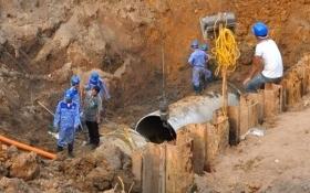 Vinaconex nói Không với hợp đồng mua ống nước gang dẻo của Trung Quốc
