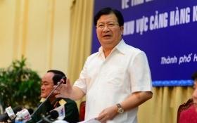 Gấp rút mở rộng sân bay Tân Sơn Nhất