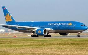 Máy bay Vietnam Airlines bị chim trời đâm va hỏng động cơ