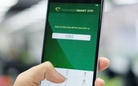 Vietcombank điều chỉnh dịch vụ Smart OTP và hạn mức chuyển tiền qua Internet banking