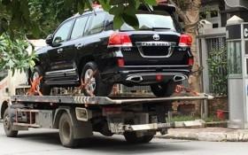 Truy thu thuế xe sang nhập khẩu khai giá thấp 'núp bóng' quà biếu, tặng